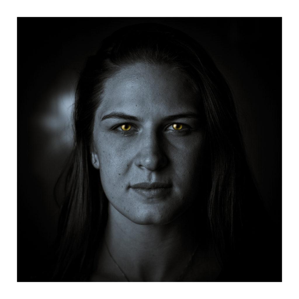 Adeline Gray - The Fire Inside portrait