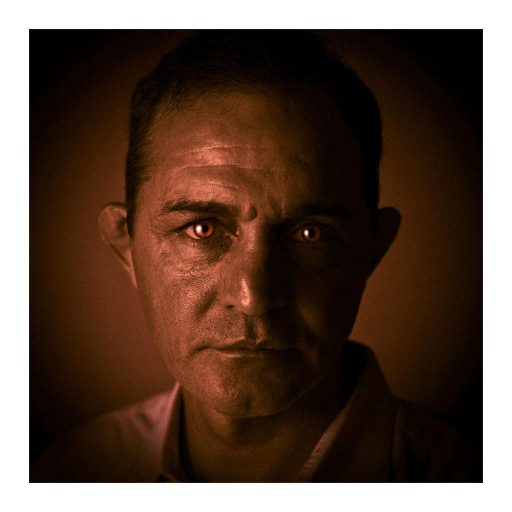 John Smith - The Fire Inside portrait