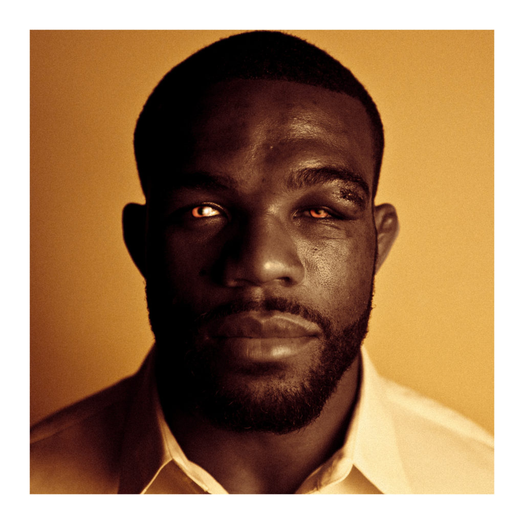 Jordan Burroughs - The Fire Inside portrait