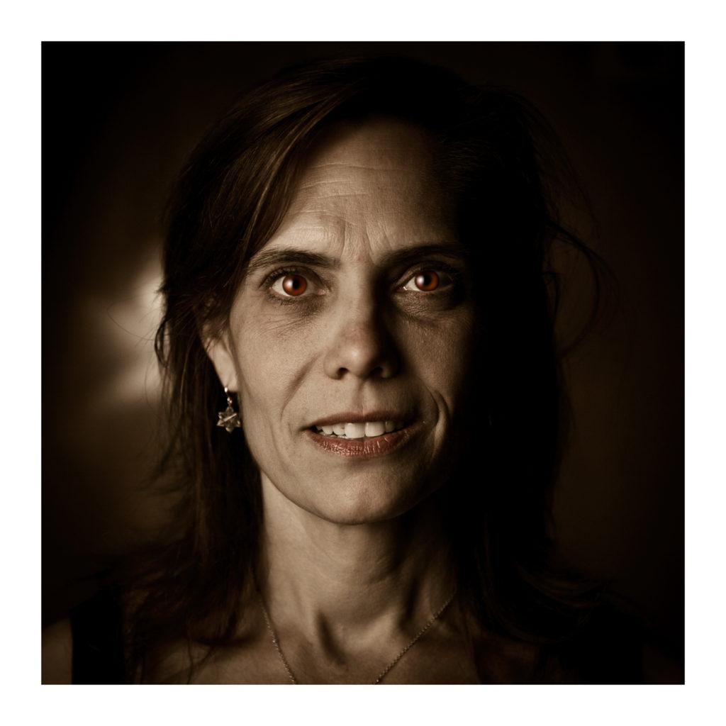 Kyra Tirana Barry - The Fire Inside portrait