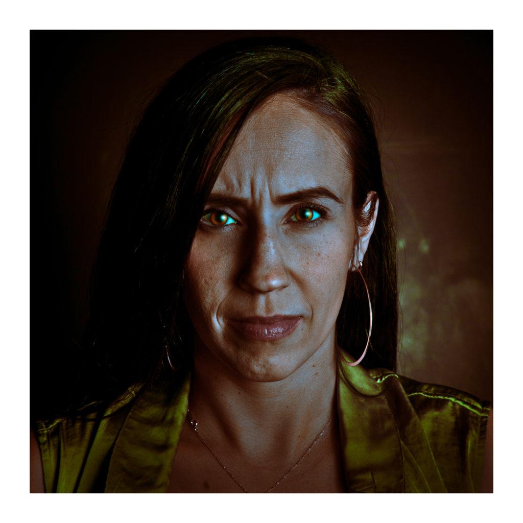 Lauren Burroughs - The Fire Inside portrait