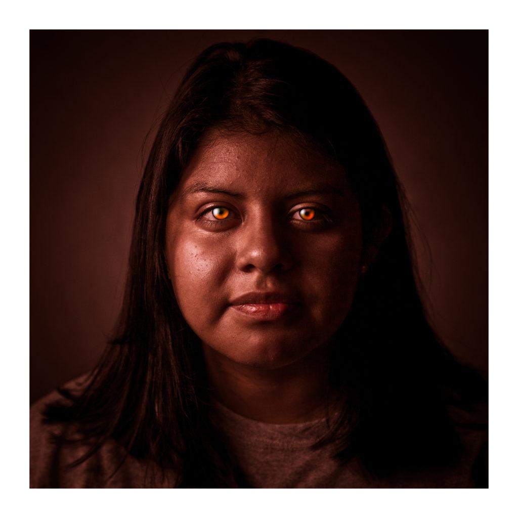 Marian Olalde - The Fire Inside portrait