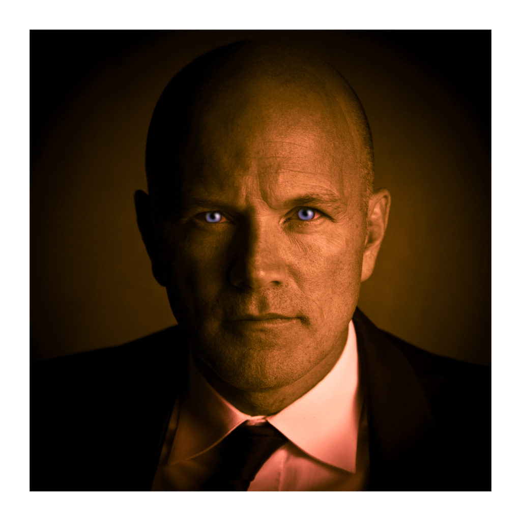 Mike Novogratz - The Fire Inside portrait