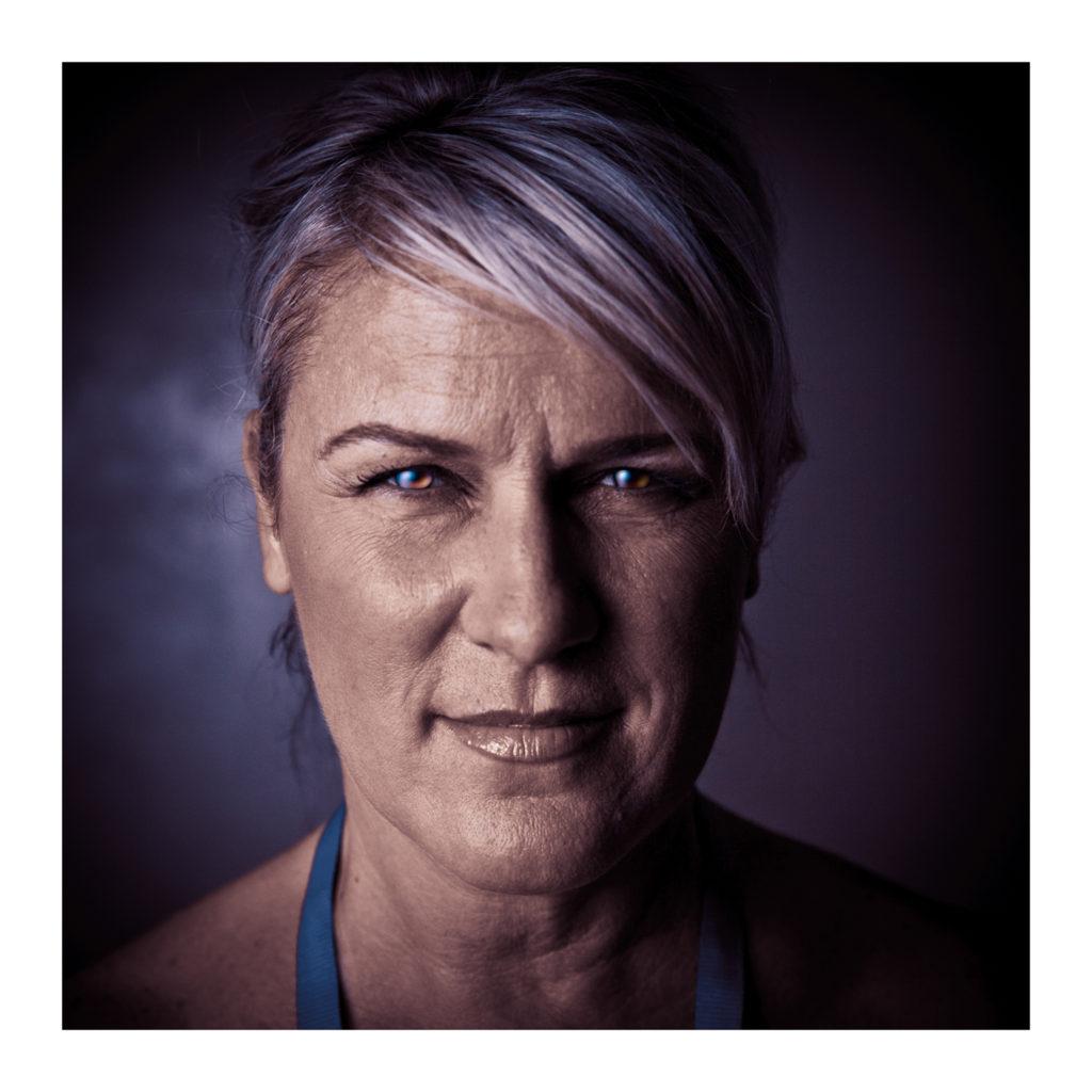 Milena Wick - The Fire Inside portrait