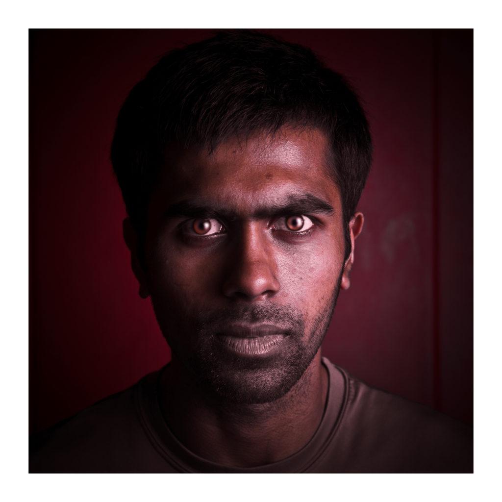 Monil Shah - The Fire Inside portrait