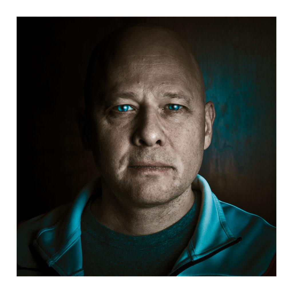 Tony Rotundo - The Fire Inside portrait