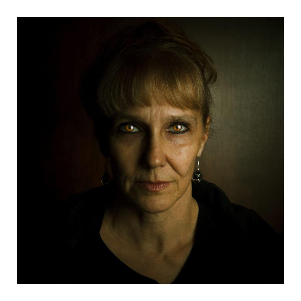 Tricia McNaughton Sanders - The Fire Inside portrait