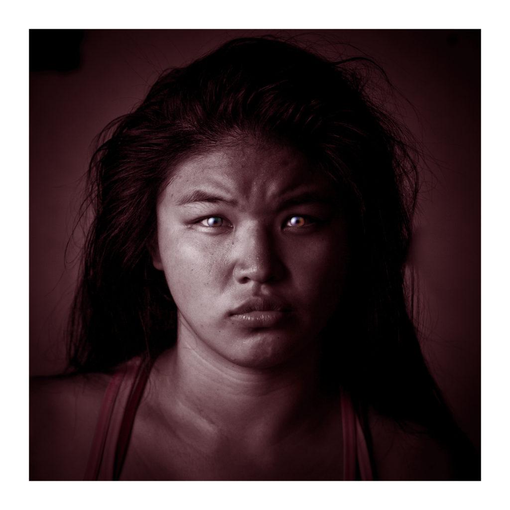 Vy Vivian Vu - The Fire Inside portrait